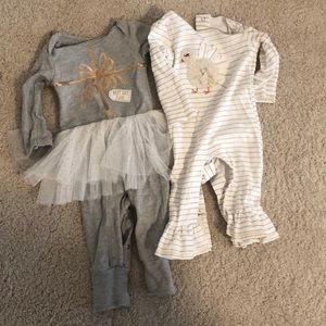 Mud Pie holiday outfits 9 to 12 month